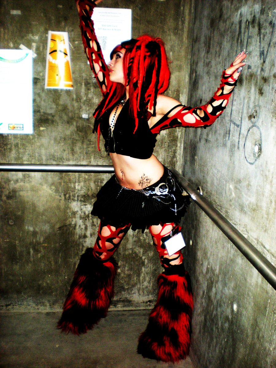 Cyber Goth Photos HD
