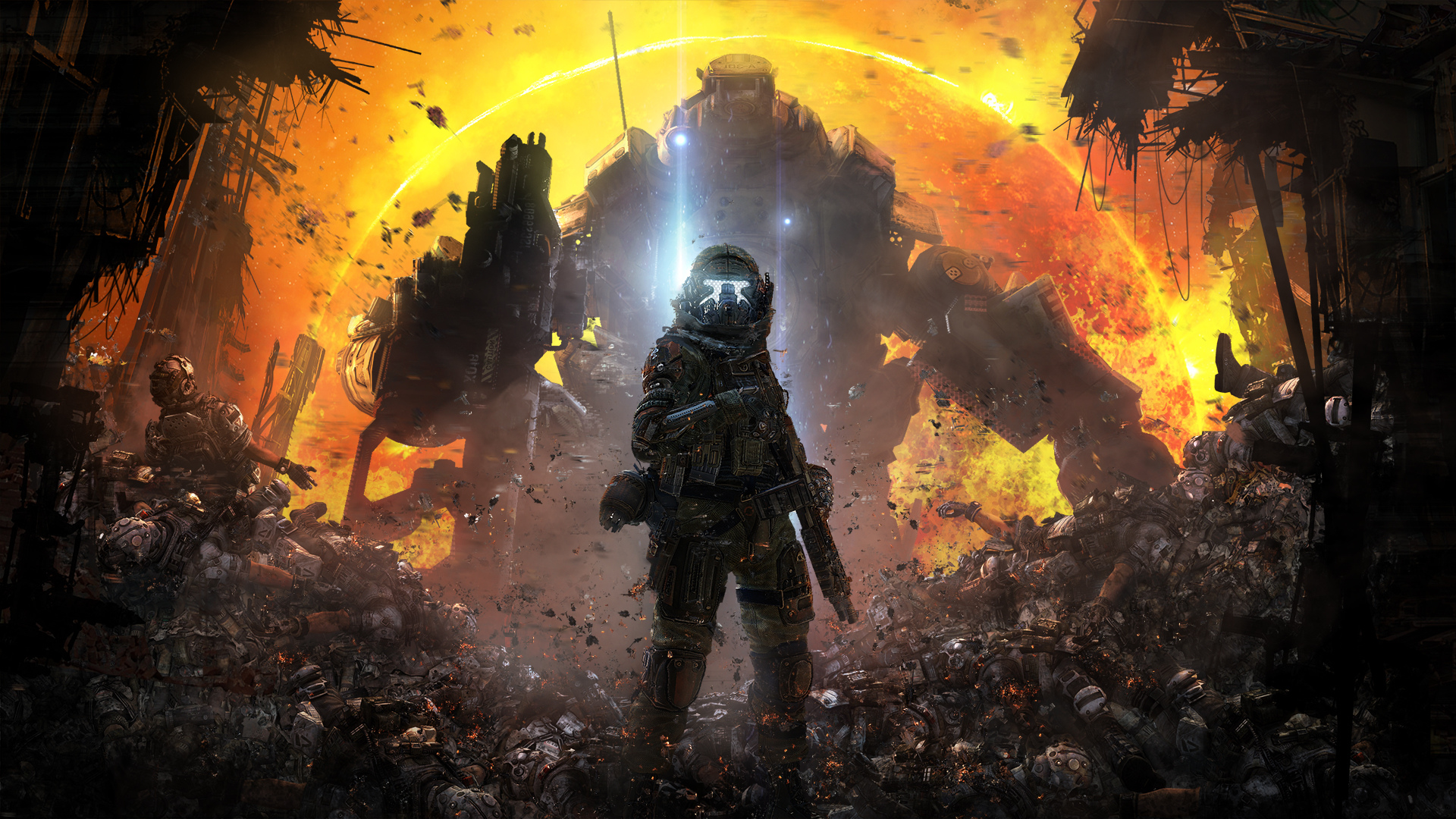 Titanfall 2 Background Full Hd Pictures