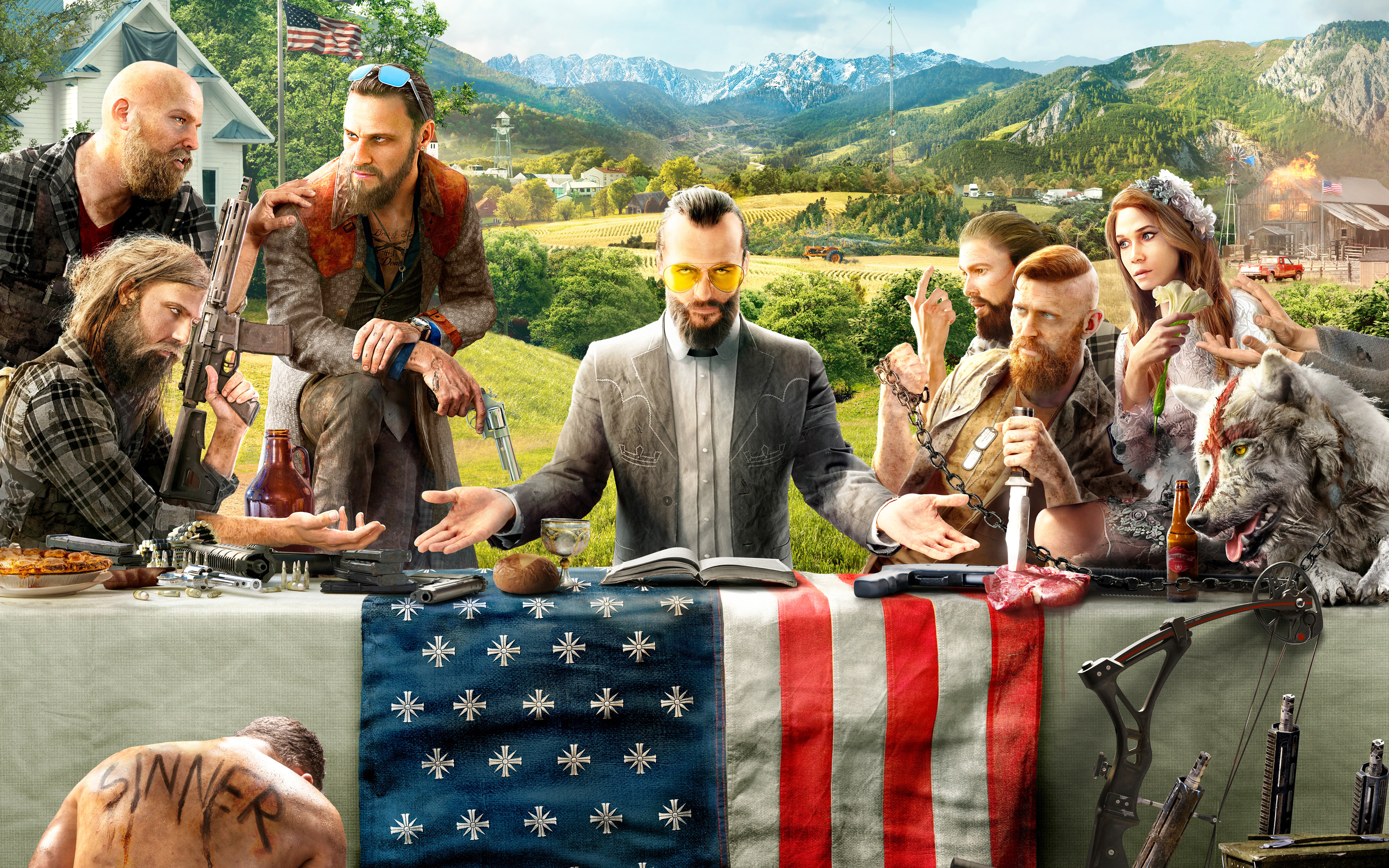 Far Cry 5 HD Wallpapers   Full HD Pictures