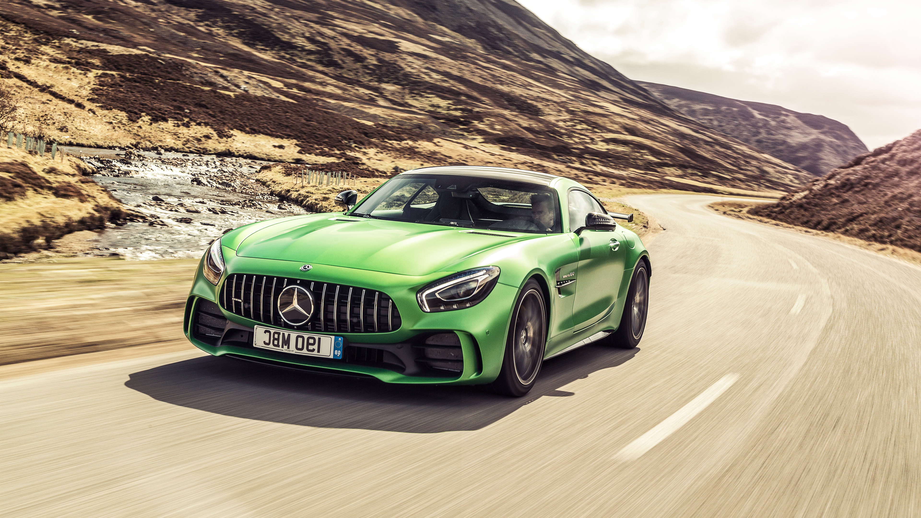 Mercedes AMG GT 4K Ultra HD Wallpaper   Full HD Pictures