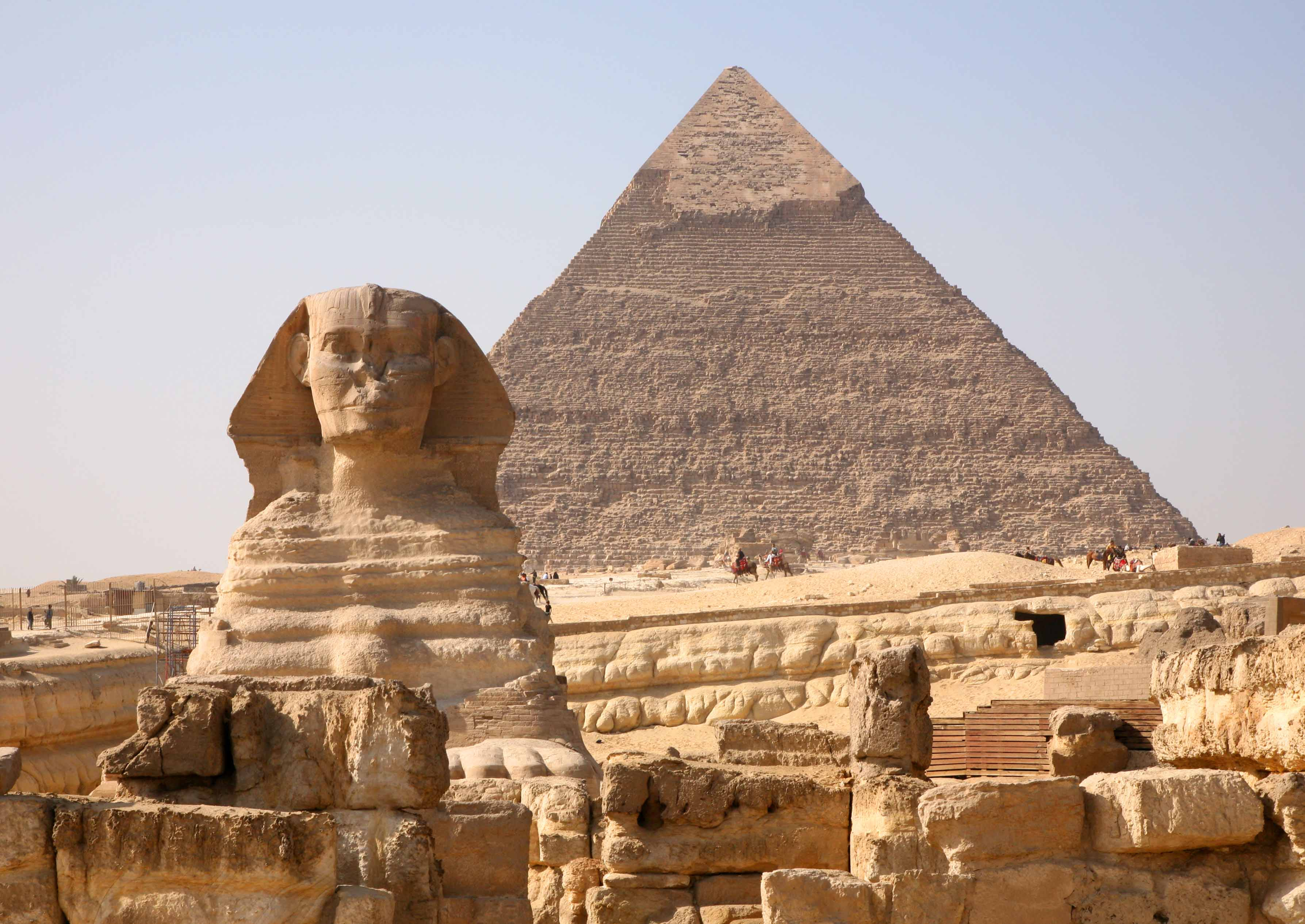 Egyptian Pyramids Wallpapers Full HD Pictures