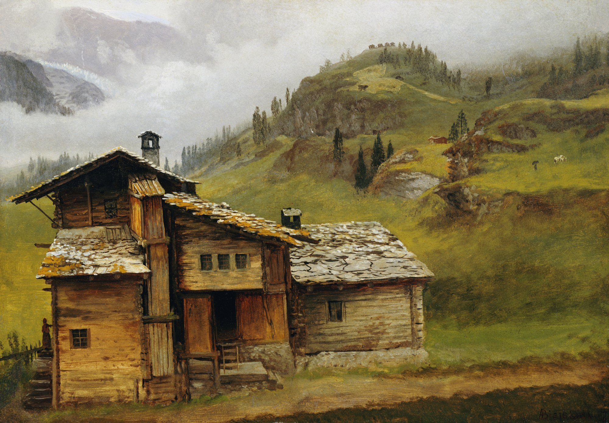 Mountain house pictures full hd pictures - House in the mountains ...