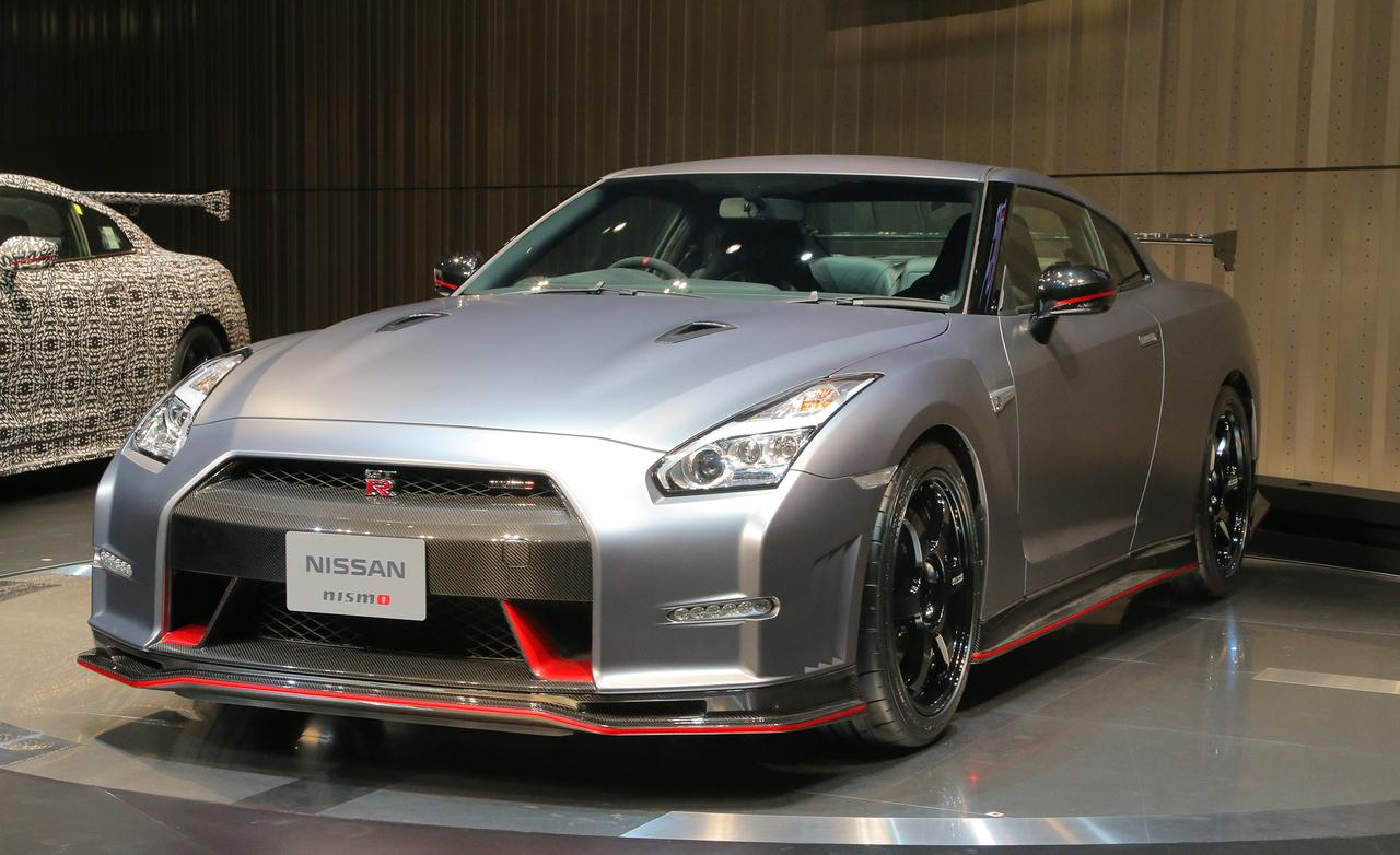 2017 Nissan Gt R Nismo Wallpapers Hd Images: 2016 Nissan GT-R Nismo Wallpapers