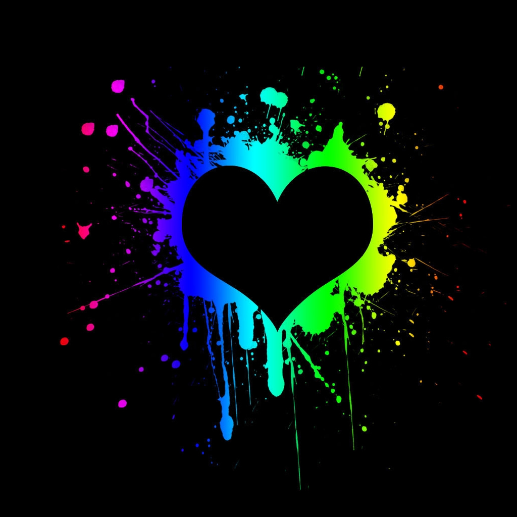 android heart wallpapers full hd pictures