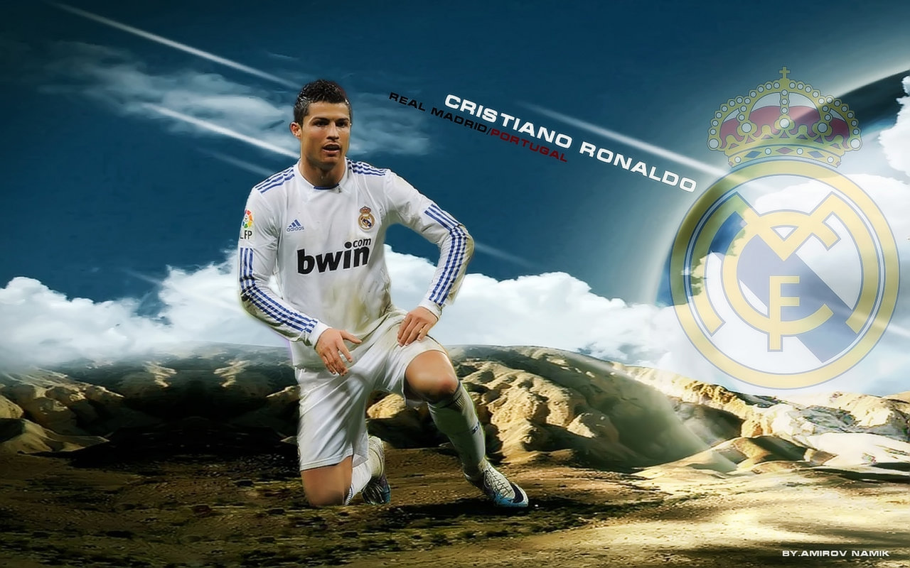 Cristiano Ronaldo Full HD Wallpapers