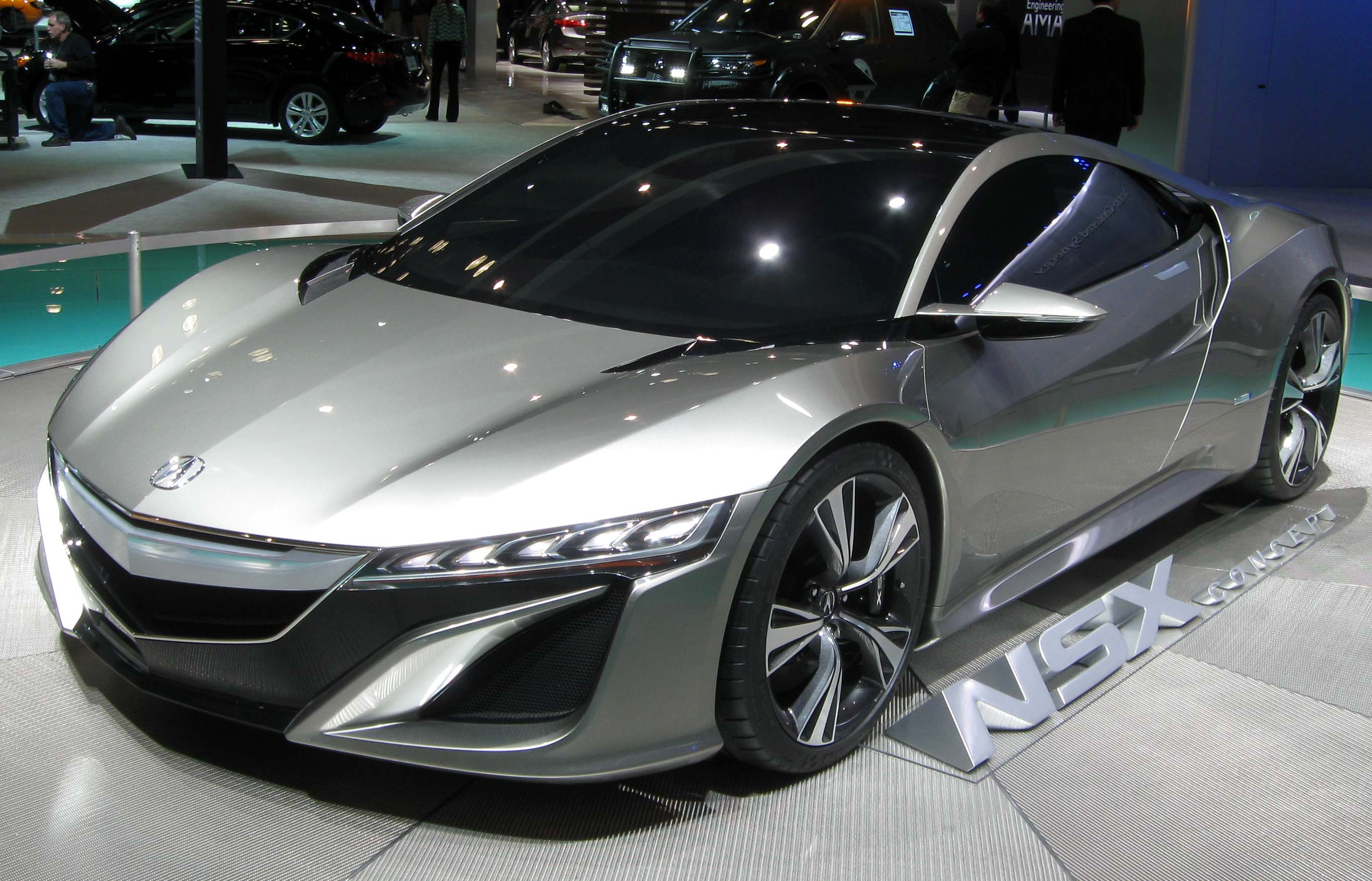 Great Acura NSX Wallpapers