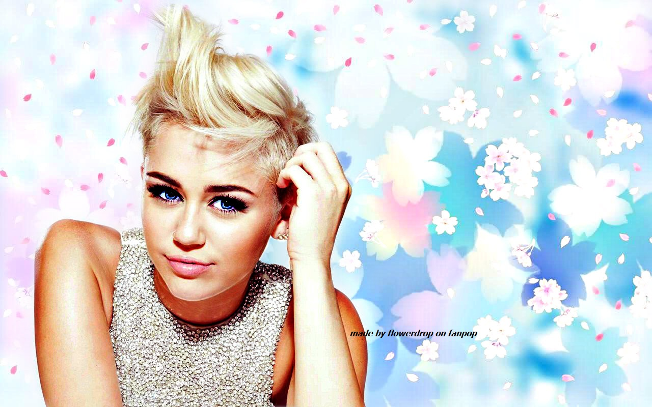 HQ Miley Cyrus Wallpapers
