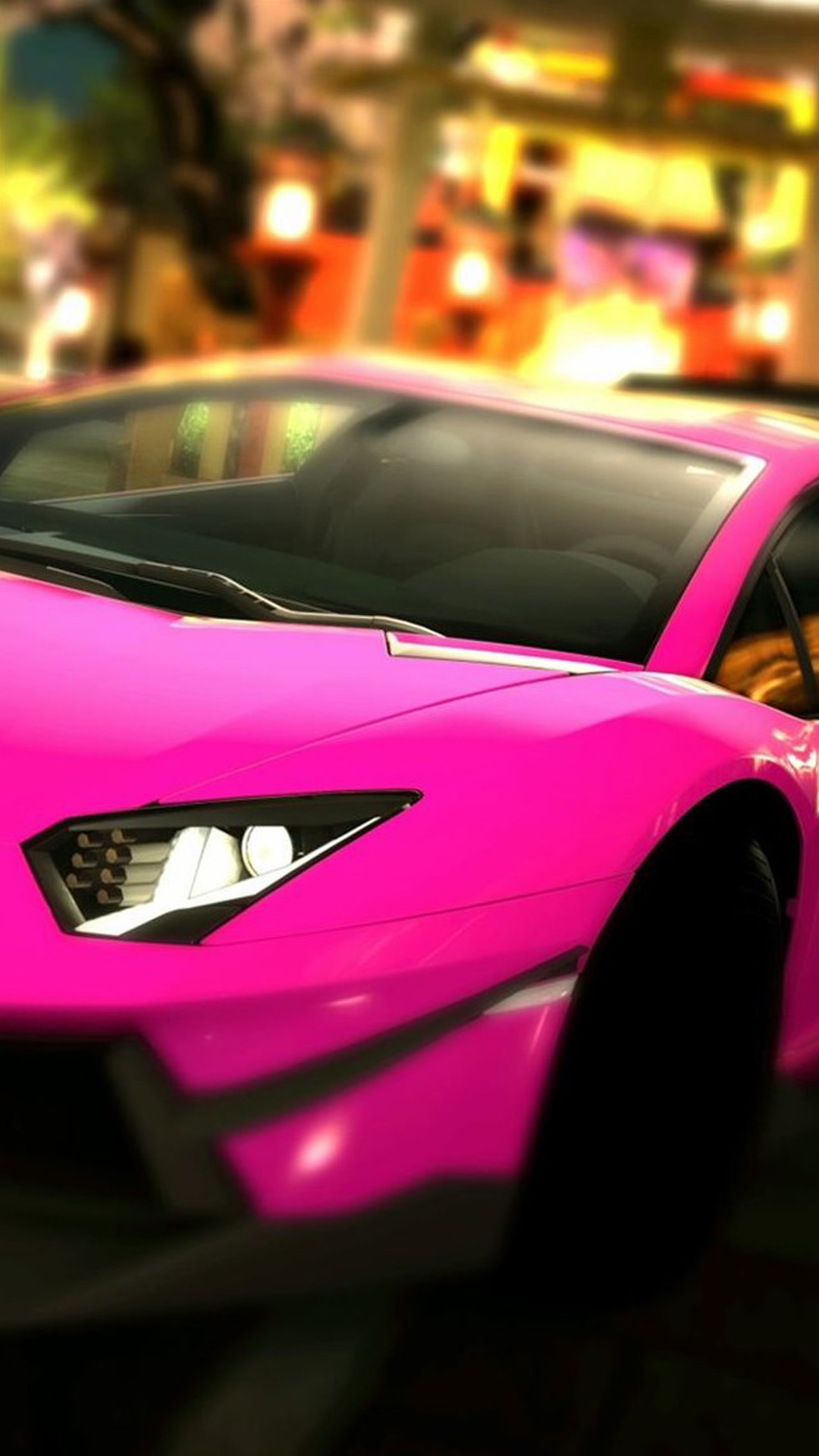 Mobile Pink Car Wallpapers | Full HD Pictures