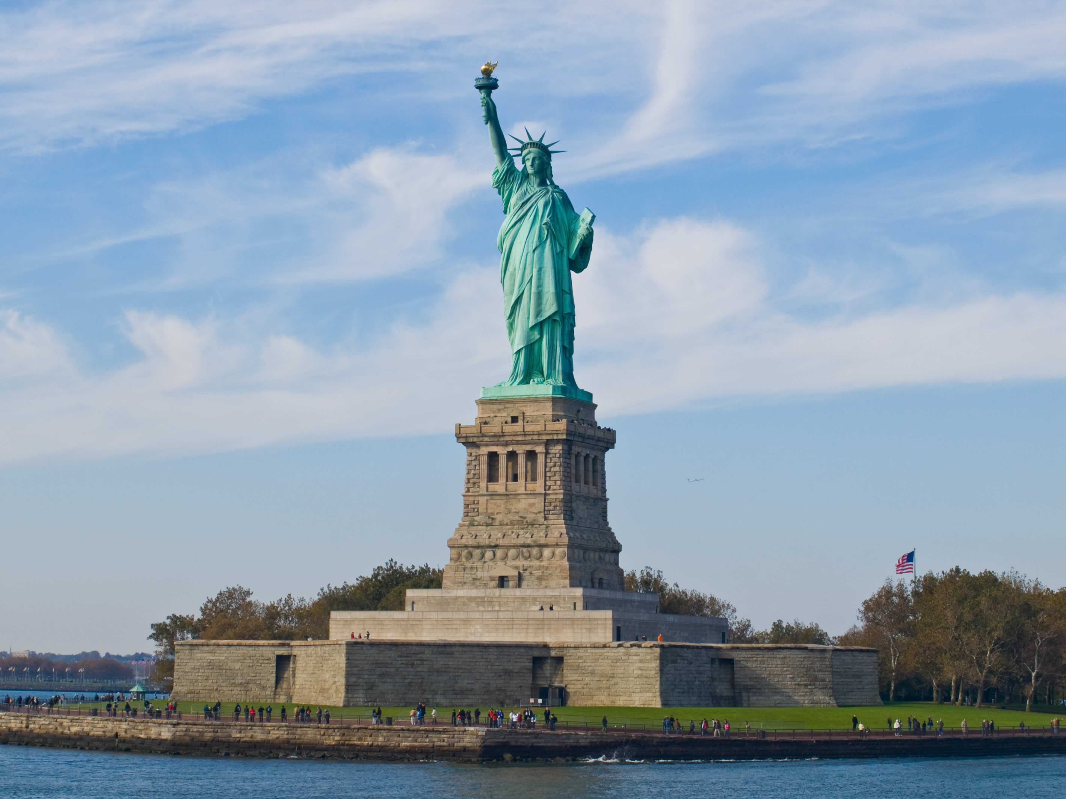 Statue Of Liberty Awesome Wallpapers