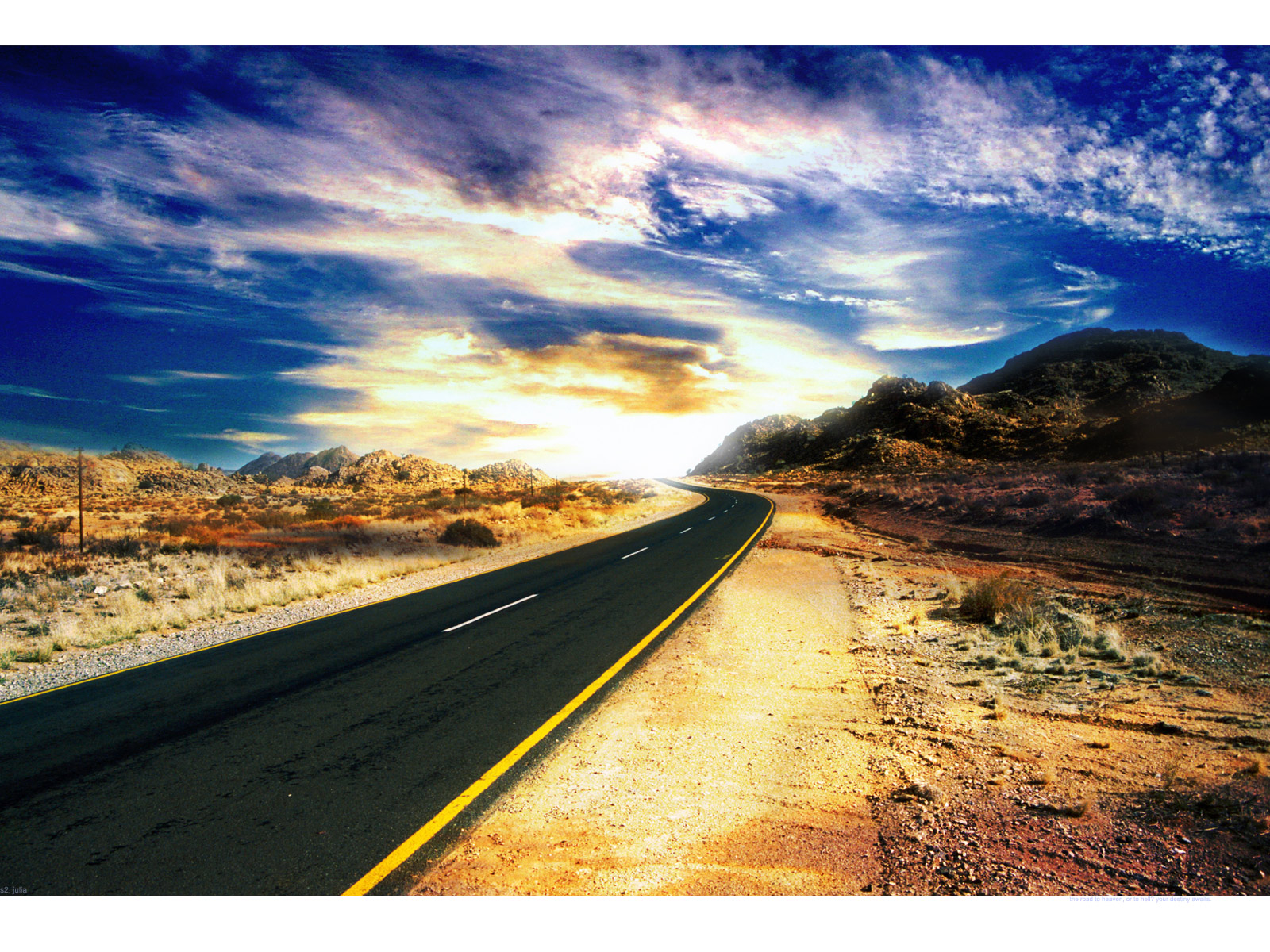 Nice Road Wallpapers Full Hd Pictures
