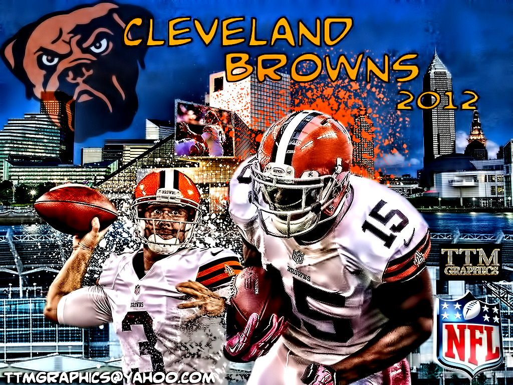 Cleveland Browns Background Full Hd Pictures