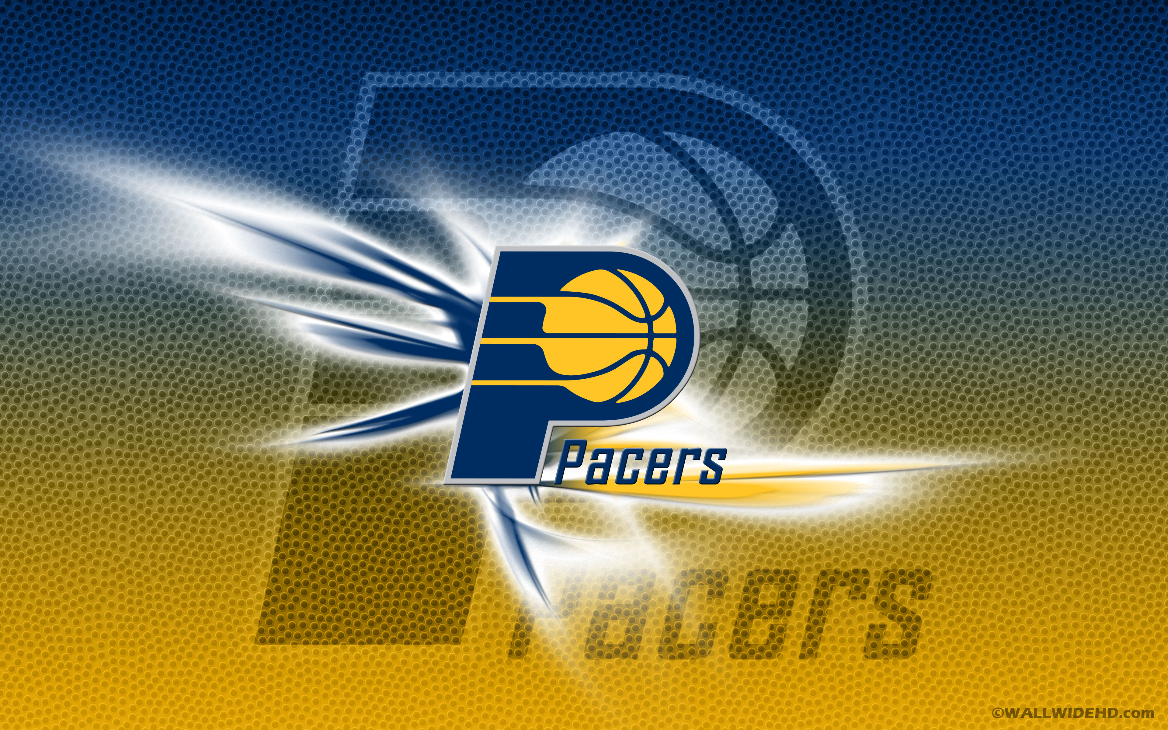 Indiana Pacers Primary Logo - National Basketball Association (NBA ...