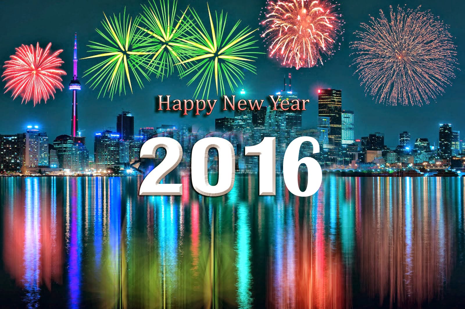 Amazing New Year Wishes Wallpapers: Amazing New Year 2016 Wallpaper