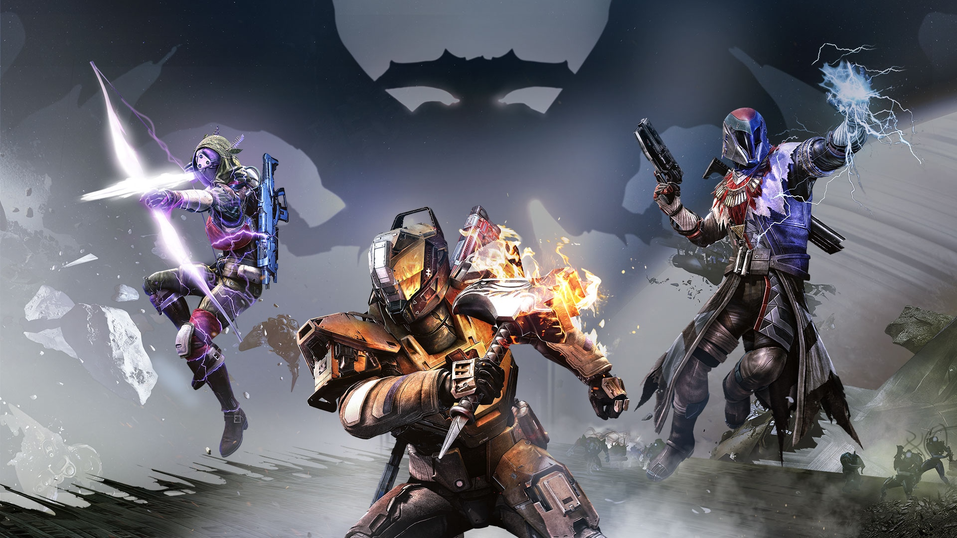 Destiny The Taken King Wallpaper