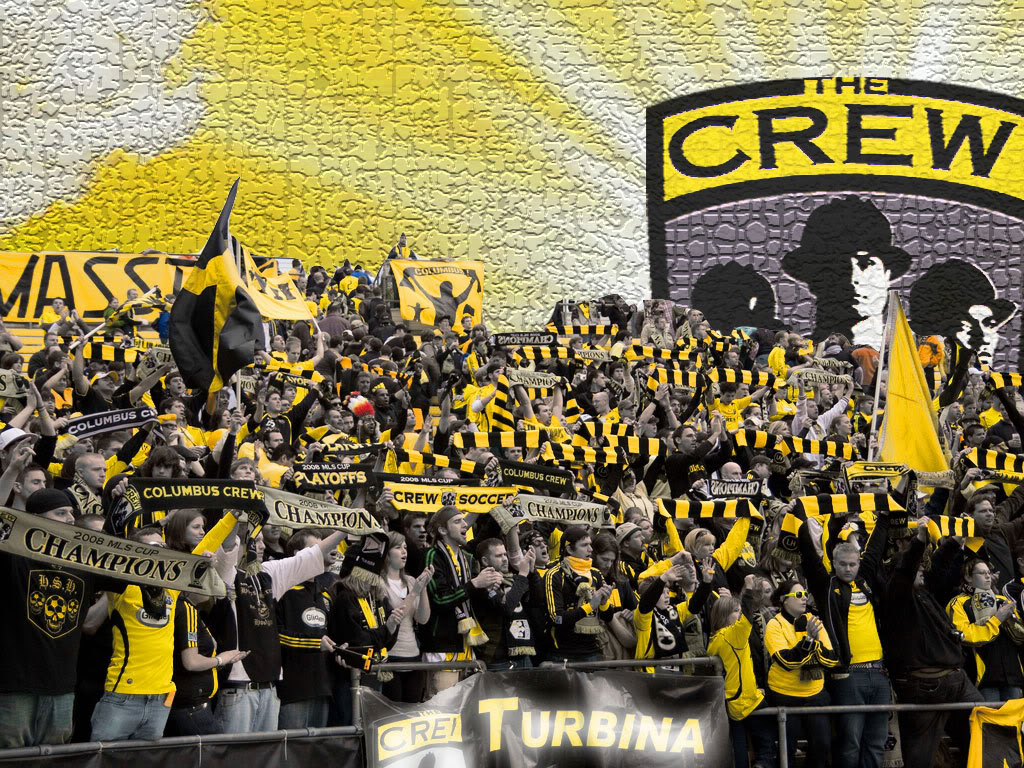 Columbus Crew Although the Columbus Crew was one of the original 10 Major League Soccer teams in 1996 it wasnt until 2002 that the club secured its first trophy