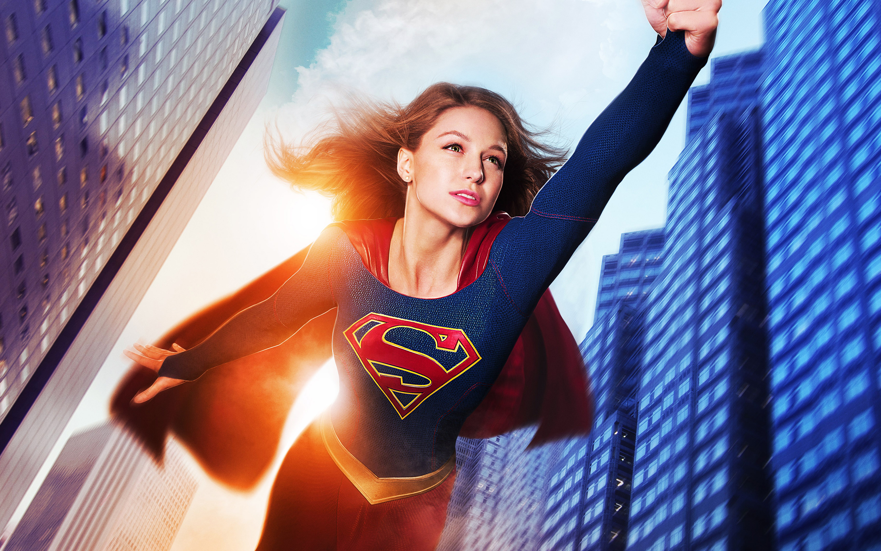 Supergirl Melissa Benoist Hq Wallpapers Full Hd Pictures
