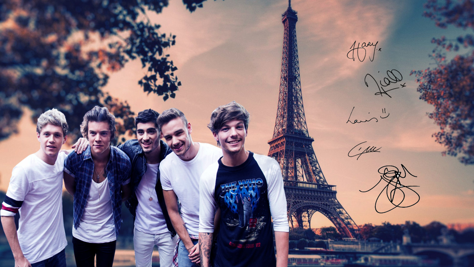 HQ One Direction Wallpaper