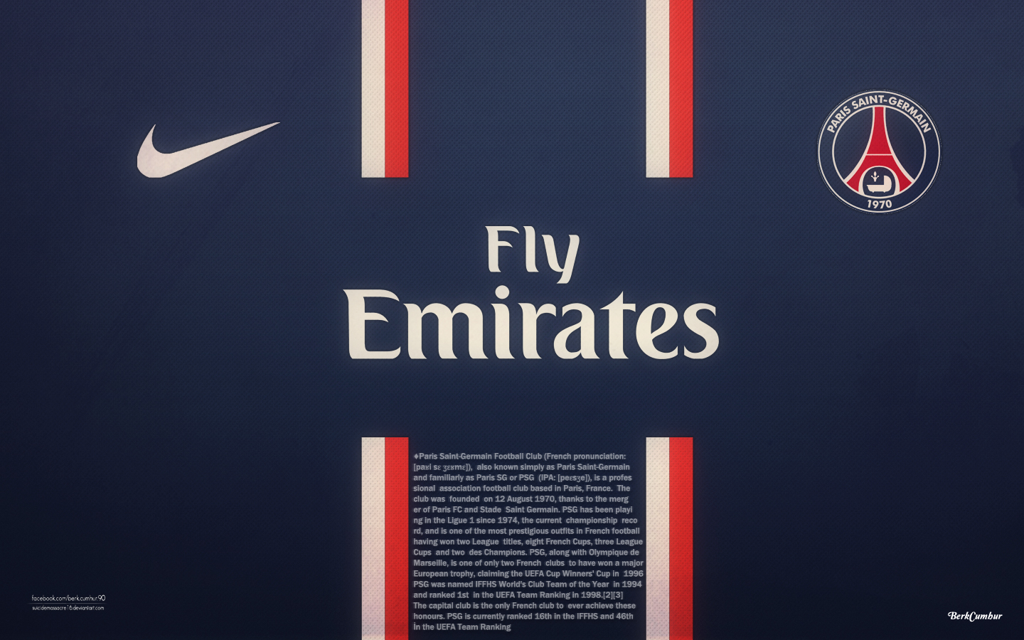 HQ Paris Saint Germain Wallpaper