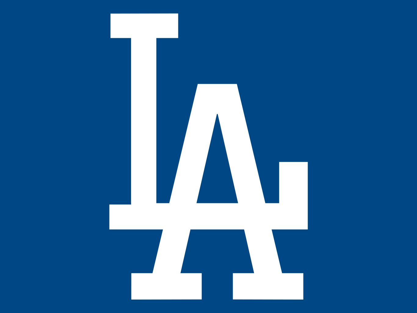 Los Angeles Dodgers Logo Full Hd Pictures
