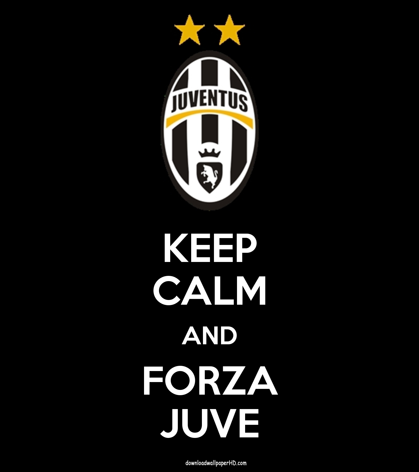 Mobile juventus wallpaper full hd pictures for Keep calm immagini