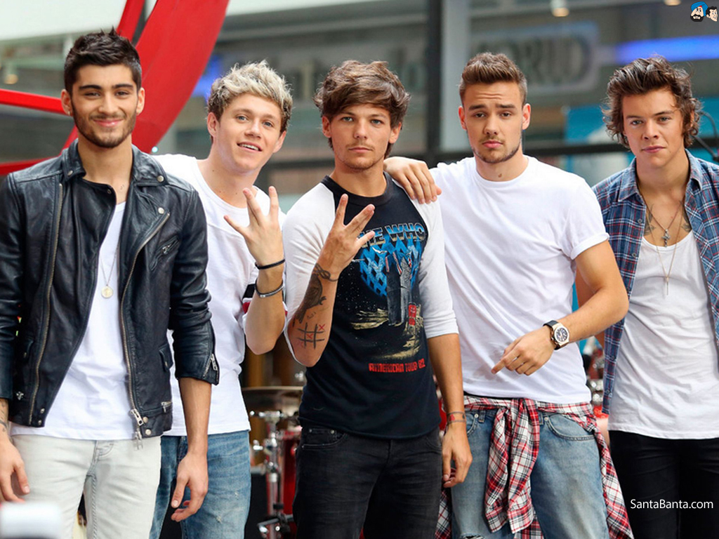 Most Beautiful One Direction Wallpapers