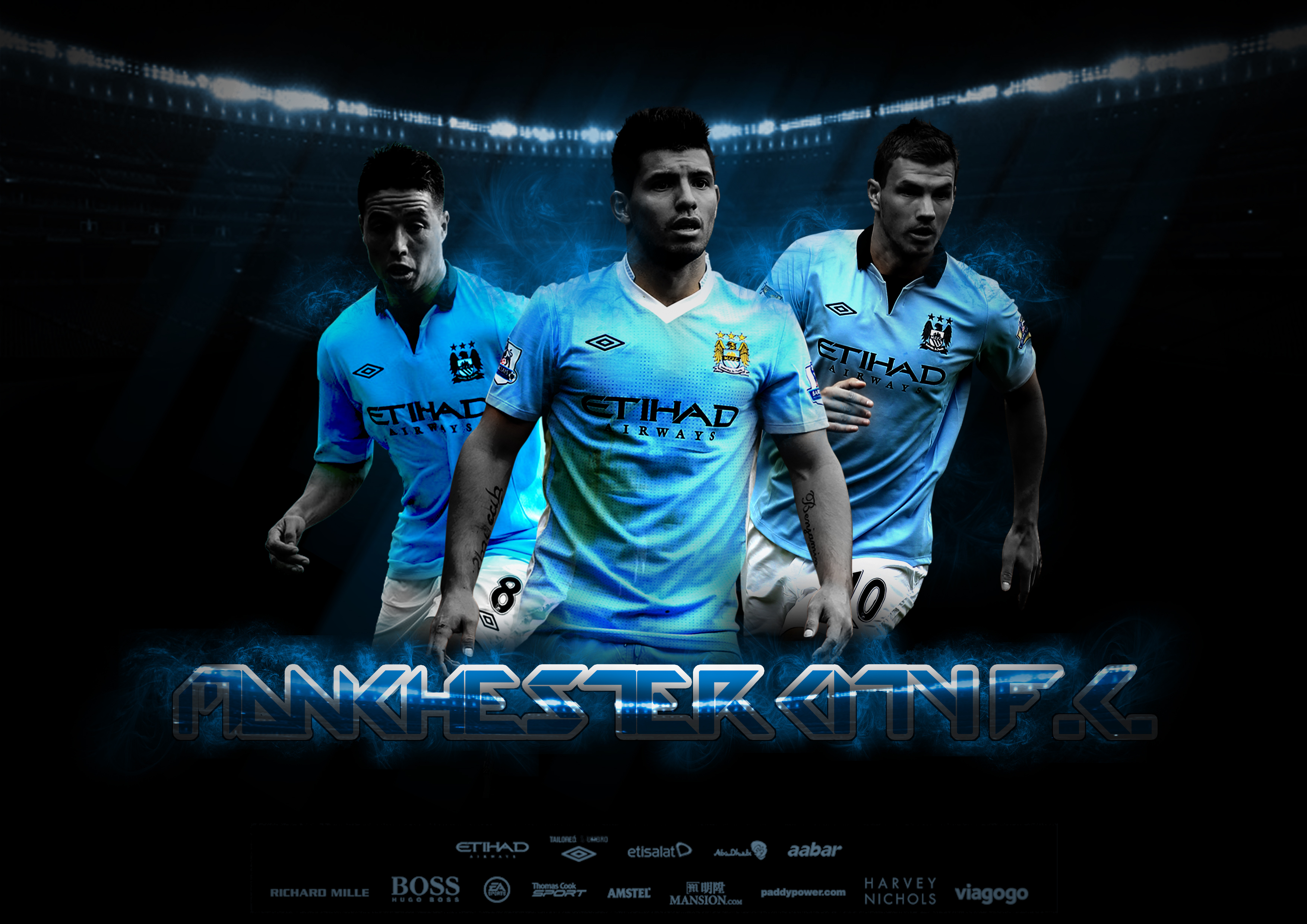 Man City Wallpapers 2015: New Manchester City Wallpaper