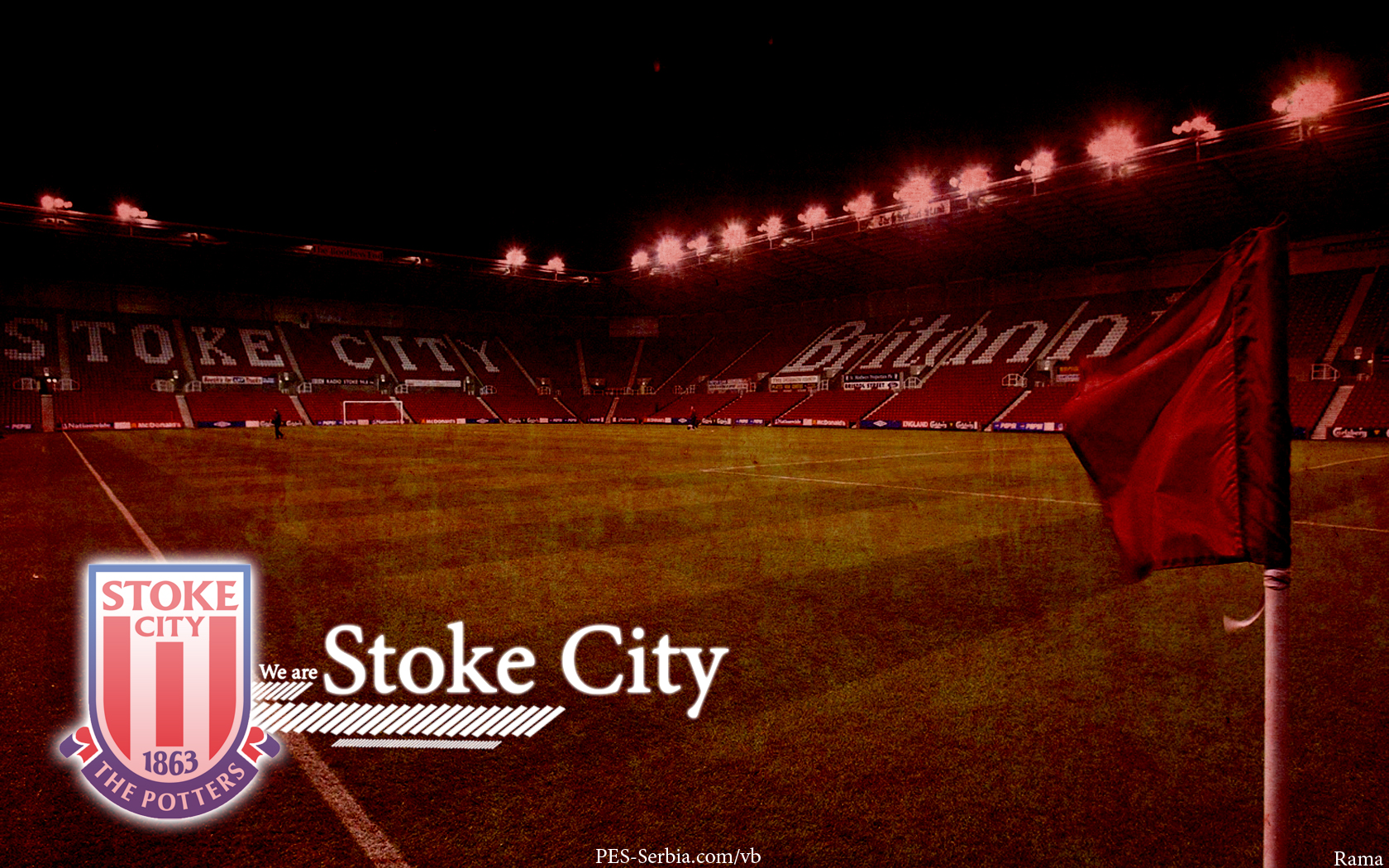 Stoke City FC Wallpapers HD