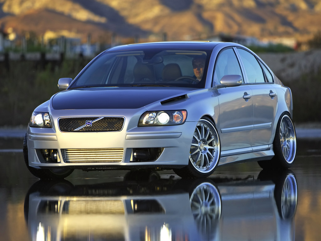Volvo S40 Wallpaper  Full HD Pictures