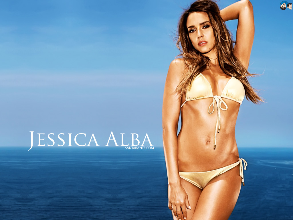 Pictures Of Jessica Alba Naked