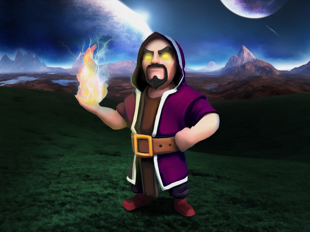 Awesome Clash Of Clans Wallpaper Full Hd Pictures
