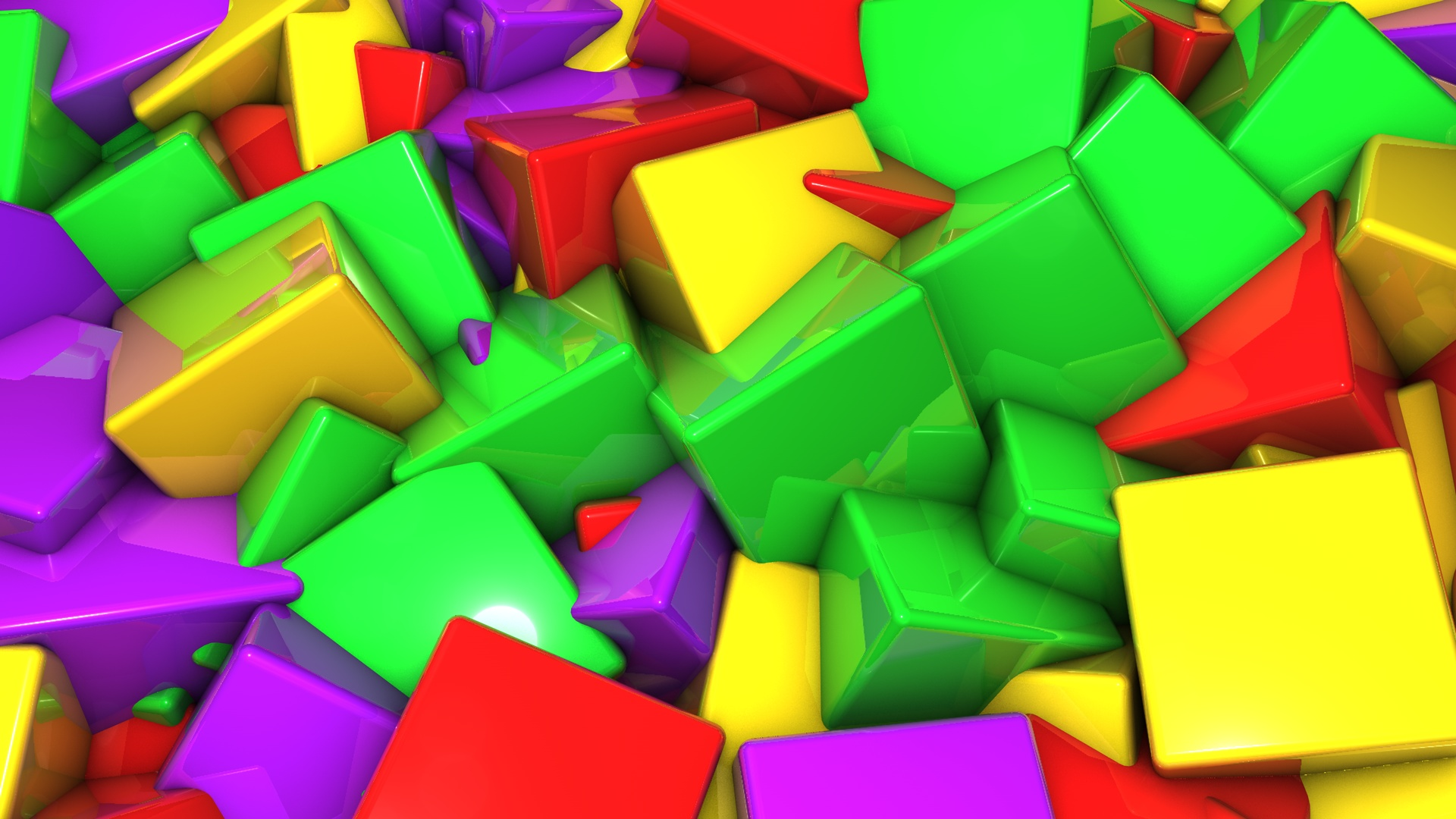 colorful 3d wallpapers hd