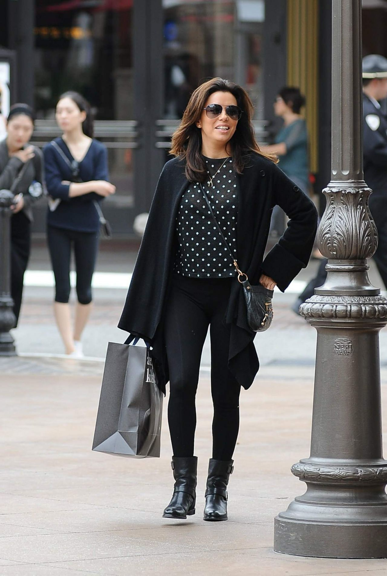 Eva Longoria Daily Style Full Hd Pictures