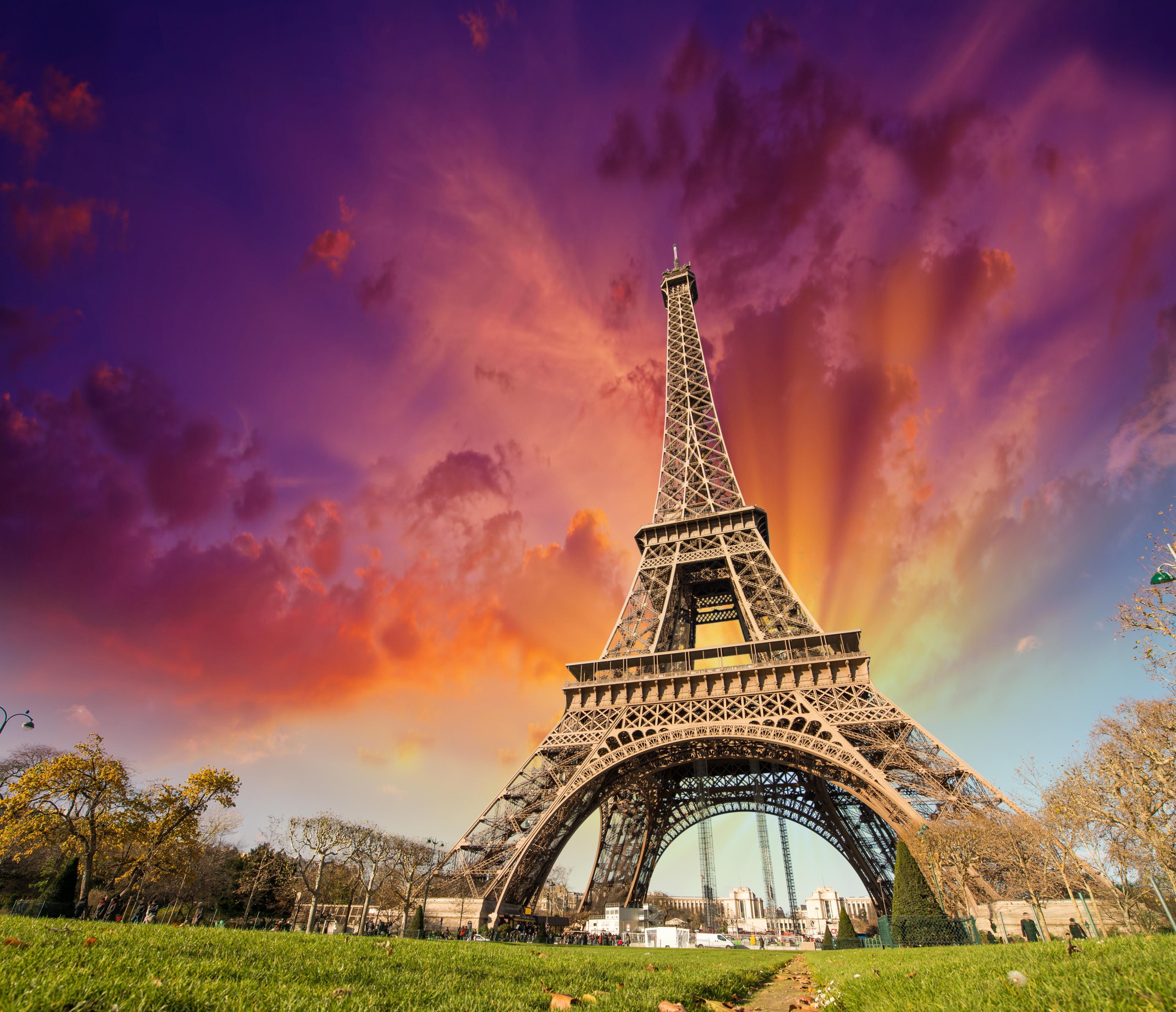 Good Eiffel Tower Wallpaper Full Hd Pictures