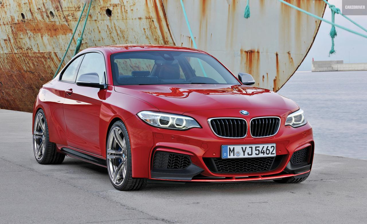 HD BMW M2 Wallpapers