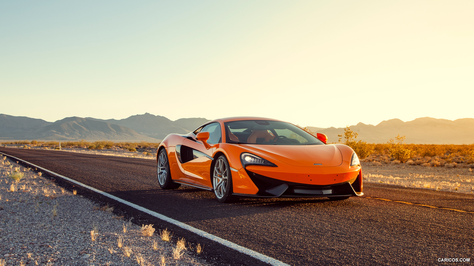Mclaren P1 Orange >> McLaren 570S HD Wallpaper | Full HD Pictures