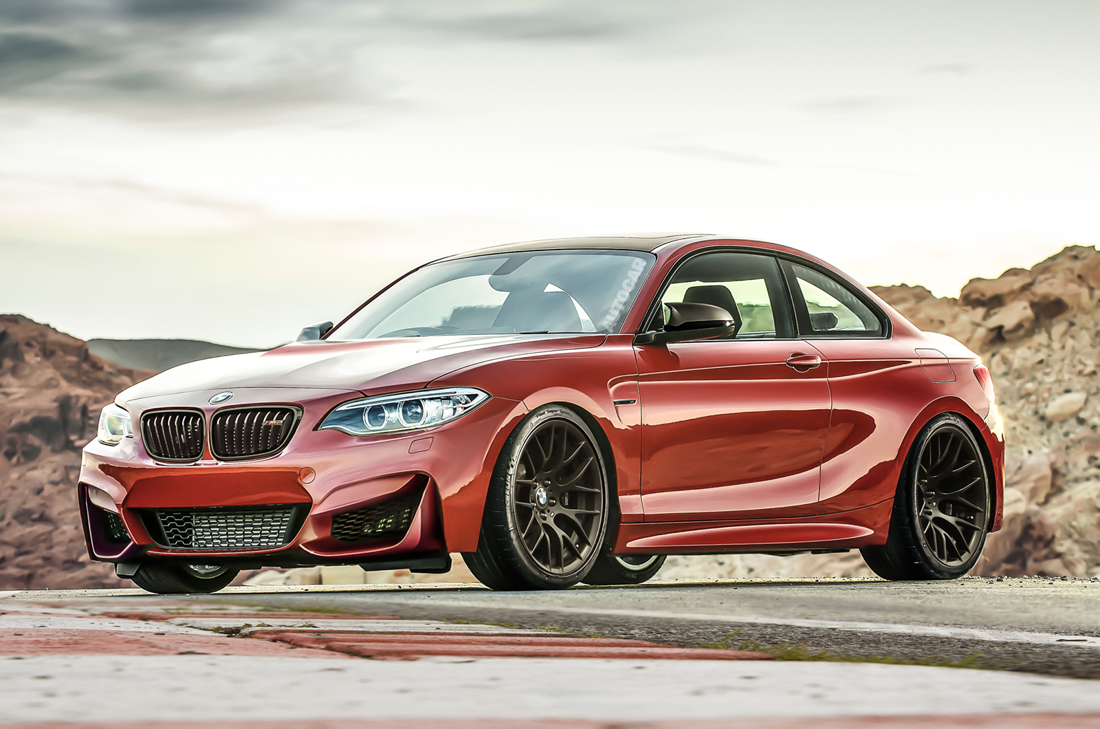 Red Bmw M2 Wallpaper Full Hd Pictures