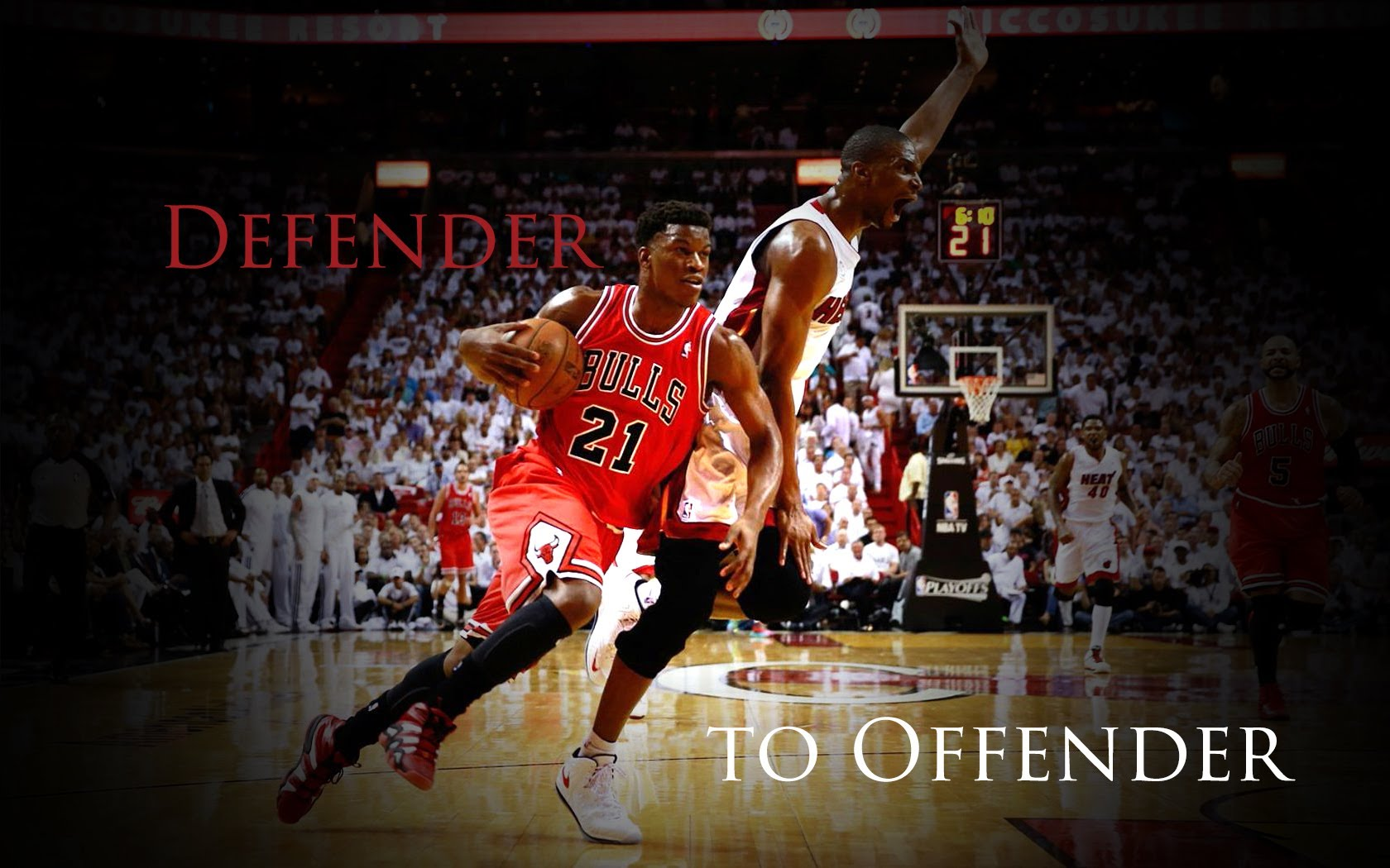 Wonderful Jimmy Butler Wallpaper   Full HD Pictures