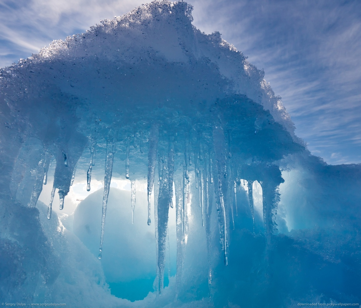 44 Uhd Wallpapers Download Free Amazing Full Hd: Amazing Ice Wallpaper