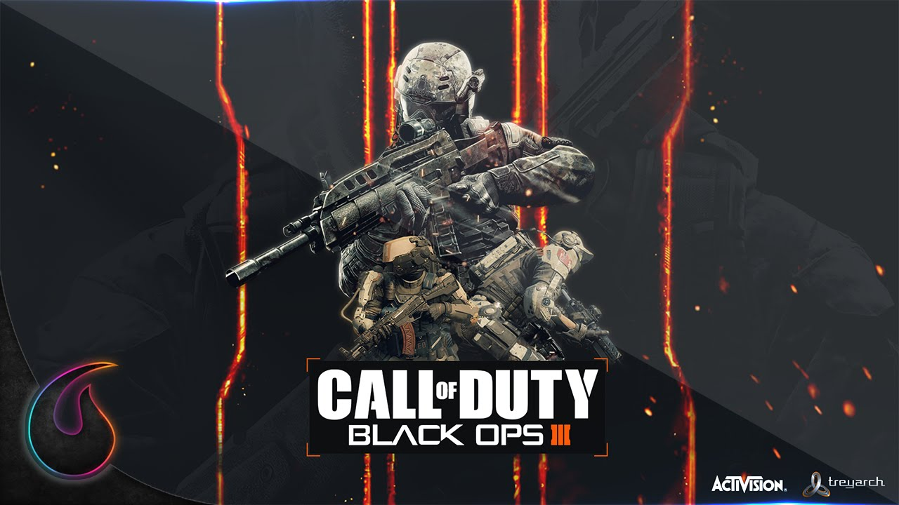 Awesome Call Of Duty Black Ops III Wallpaper