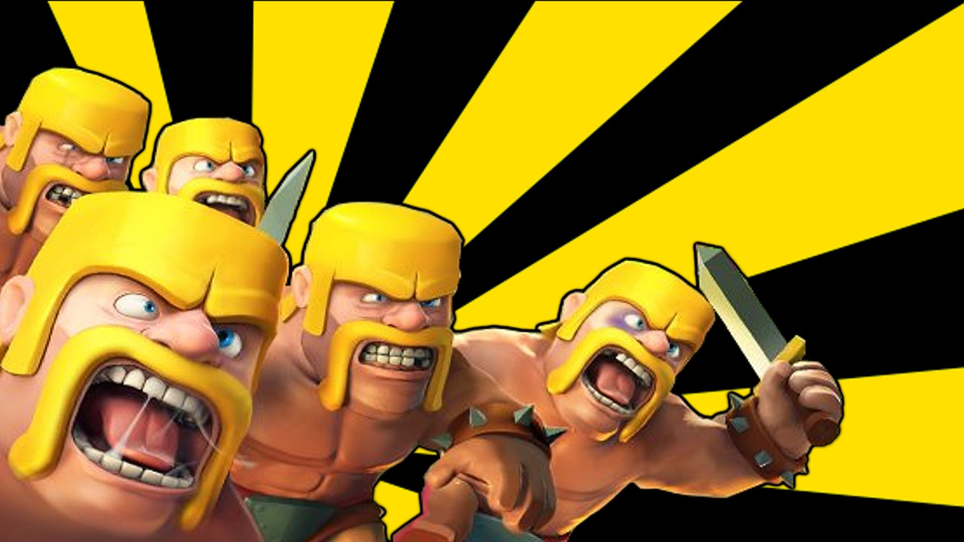 Barbarian Clash Of Clans Hd Hd Games 4k Wallpapers: Clash Of Clans Barbarian HD Wallpapers