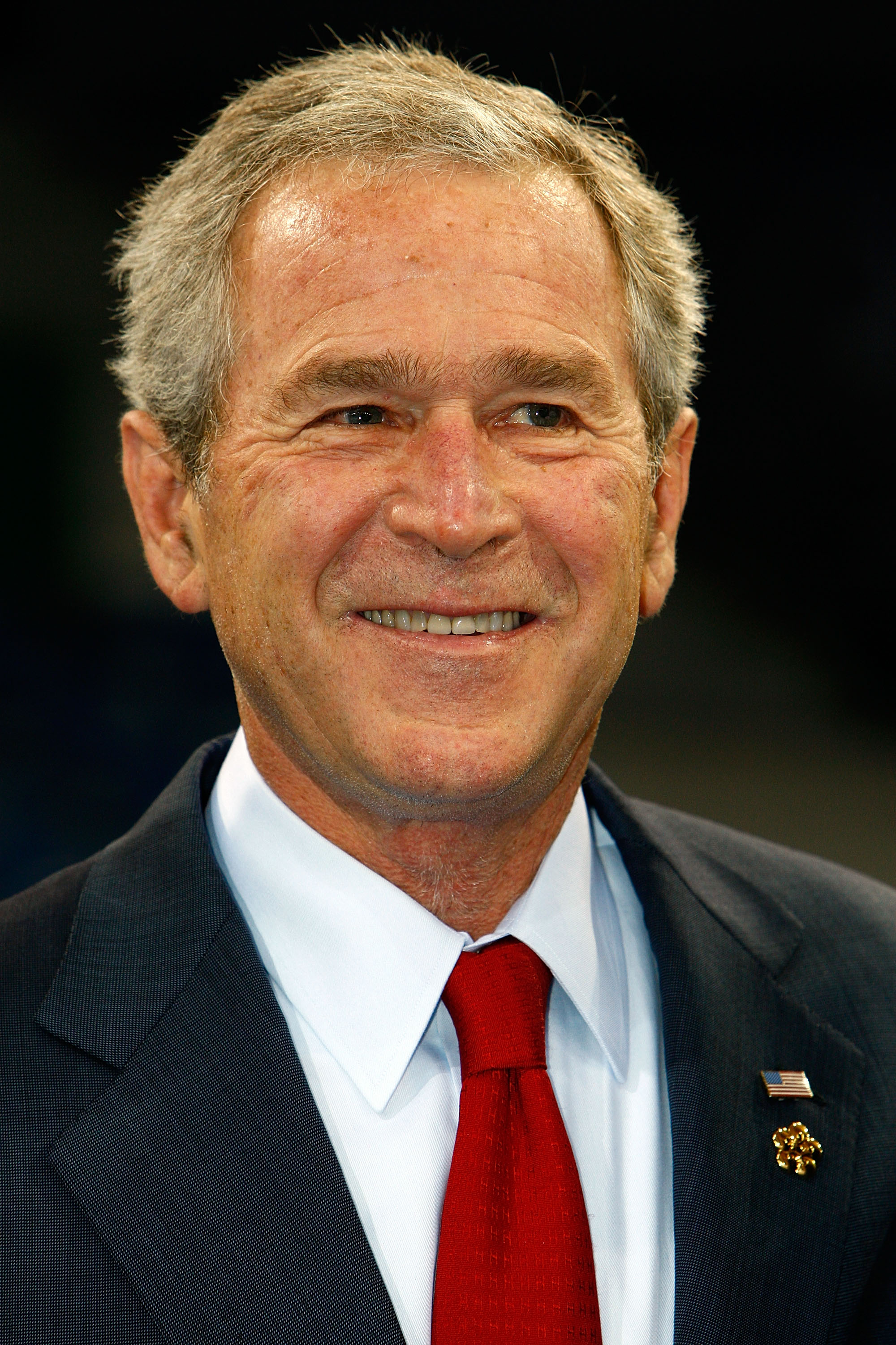 the history of the presidential election of 2000 and george bushs success