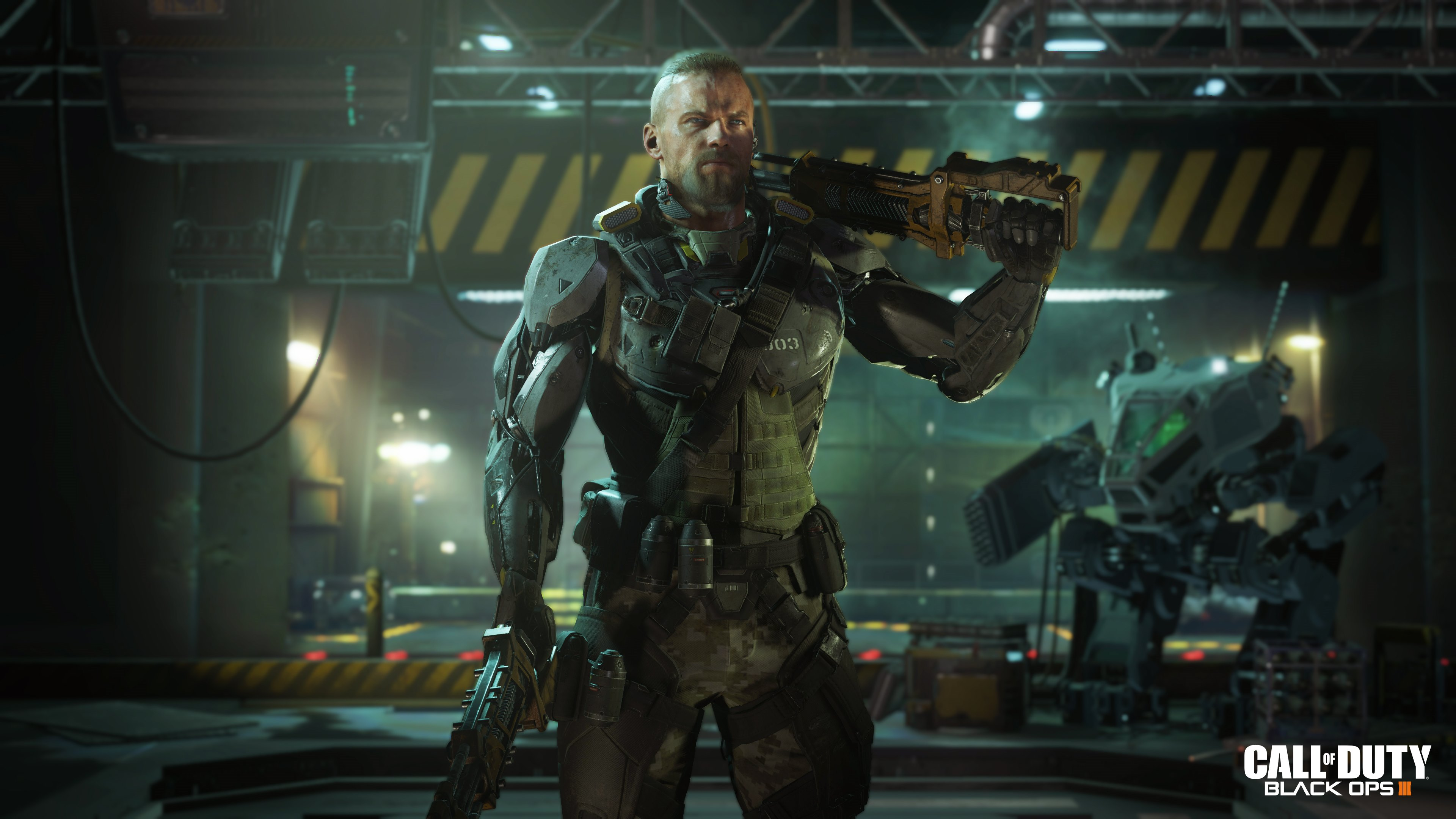 Hd Call Of Duty Black Ops Iii Wallpaper Full Hd Pictures