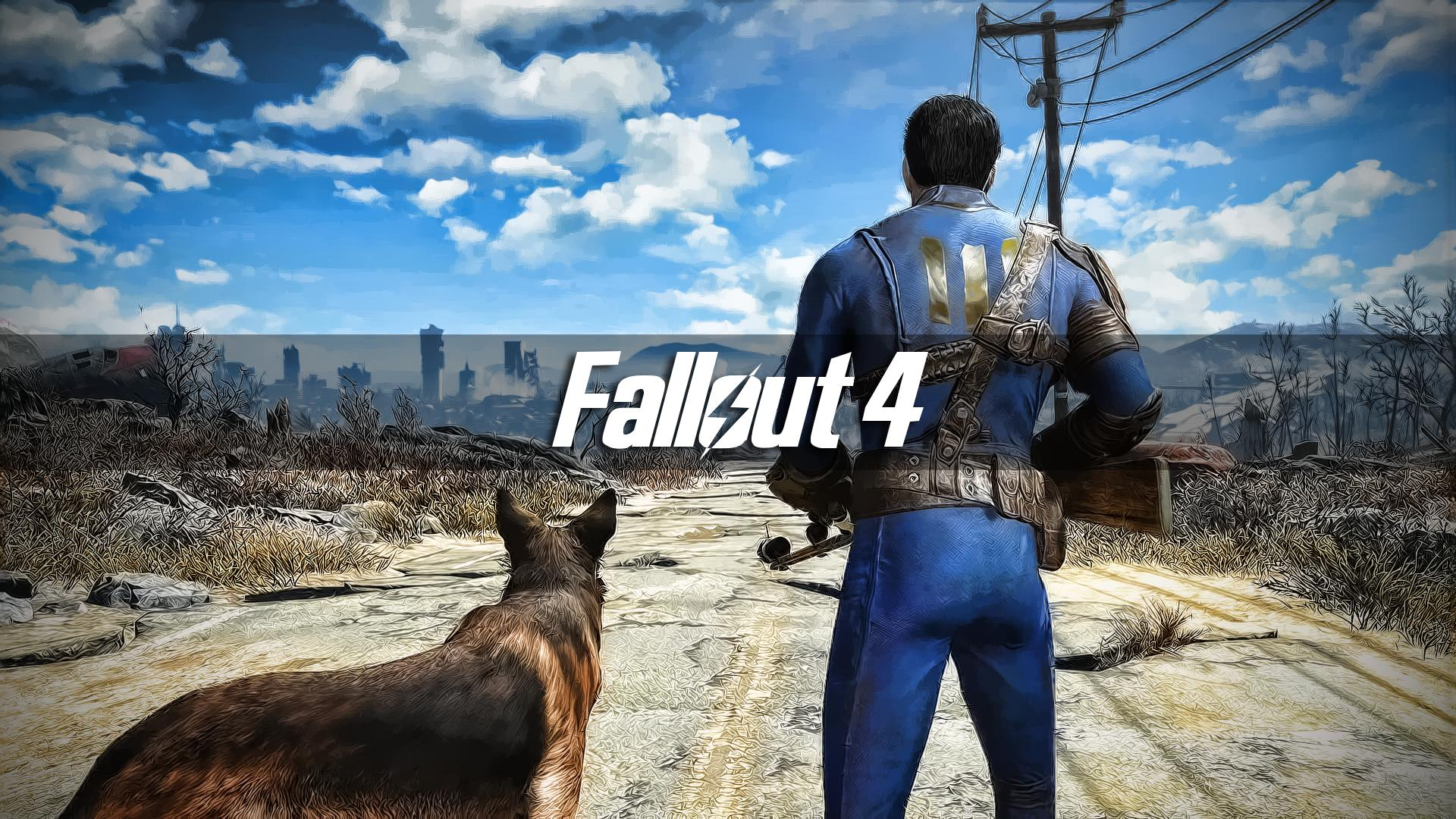 Iphone 4 Dimensions >> High Quality Fallout 4 Wallpaper | Full HD Pictures