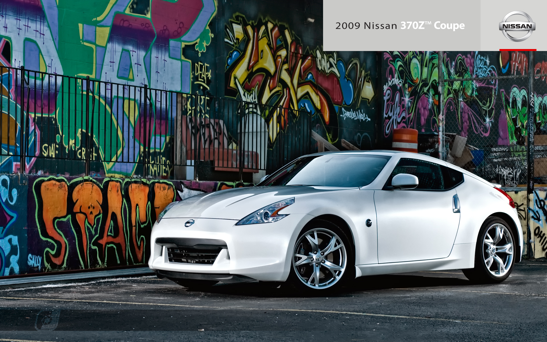 Nissan 370z Coupe Wallpaper Full Hd Pictures