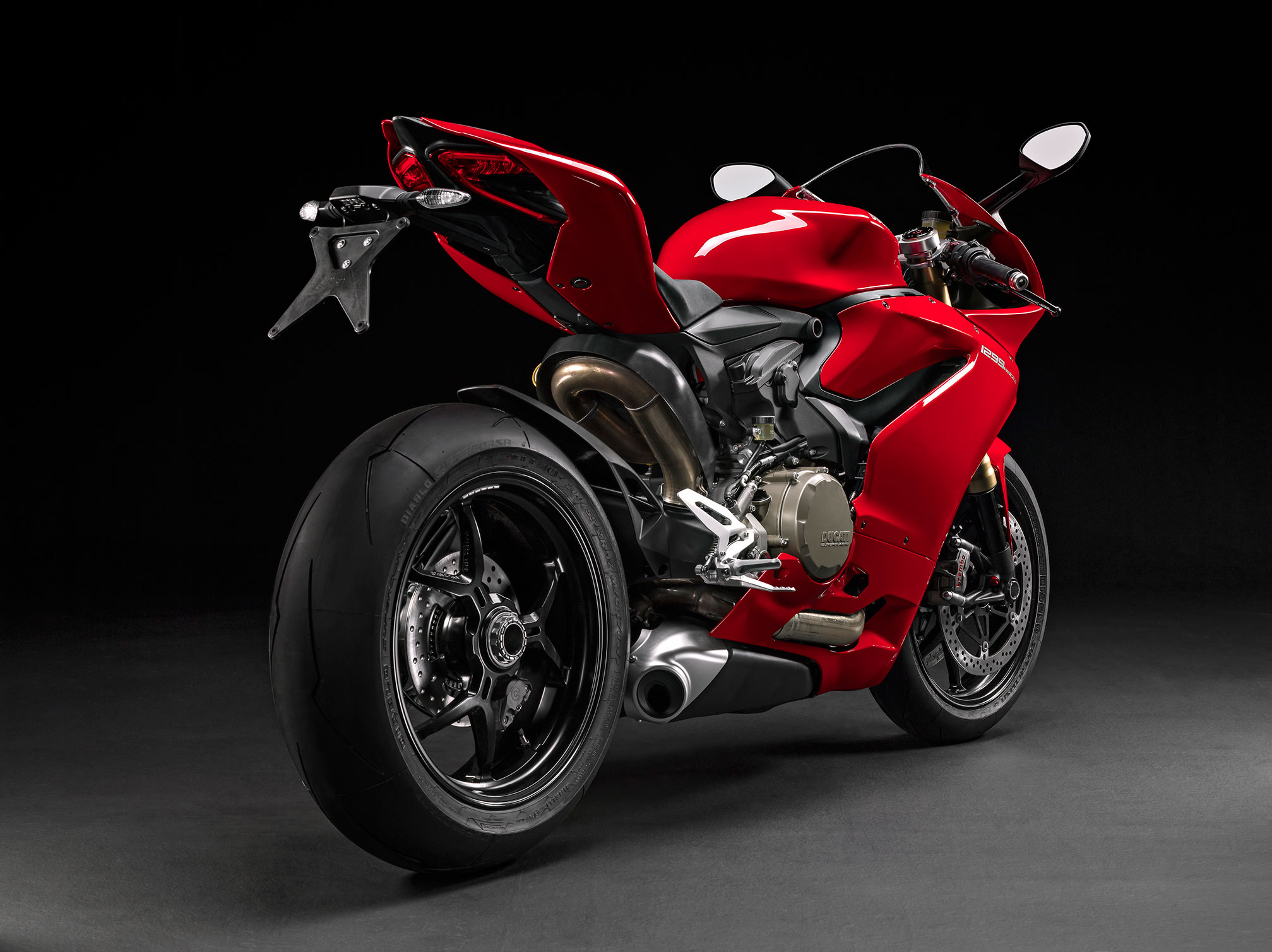 Ducati 1299 Panigale S Backgrounds