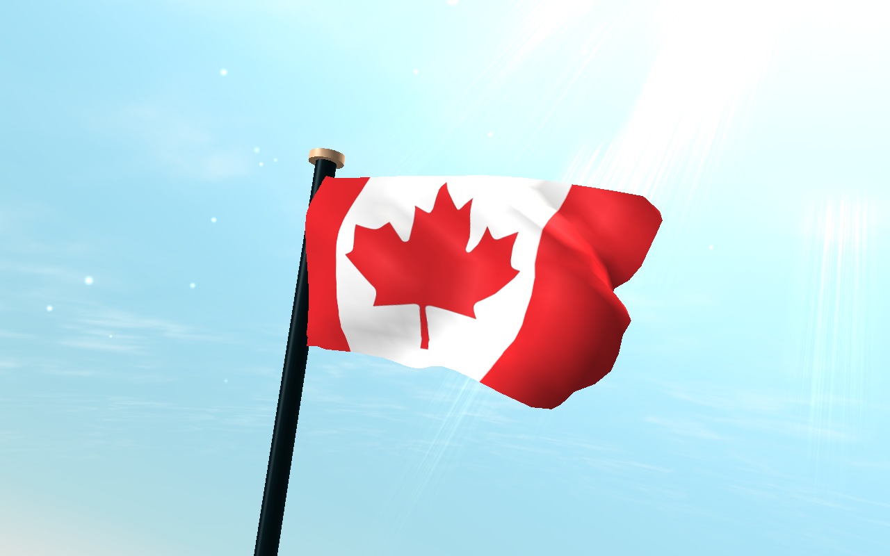 Full HD Canadian Flag Wallpapers
