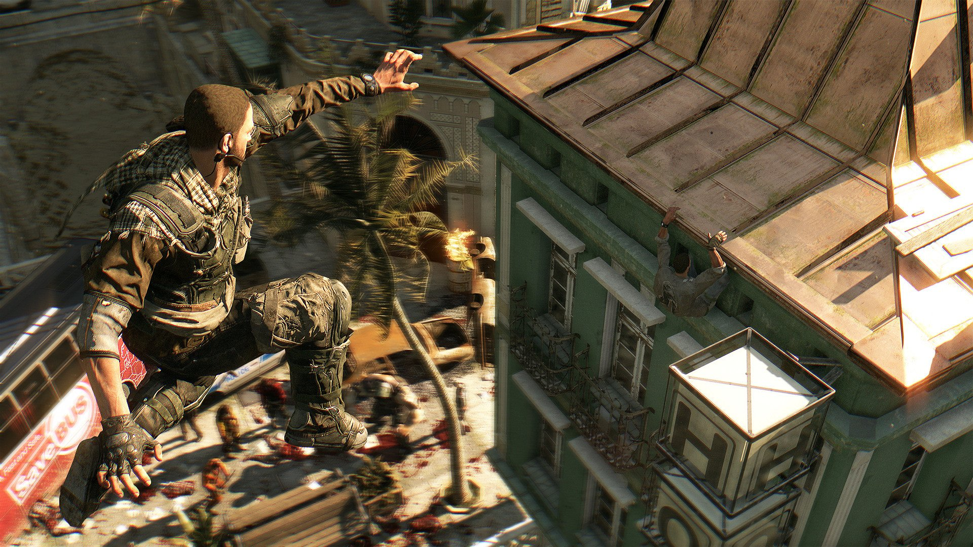 dying light wallpaper iphone