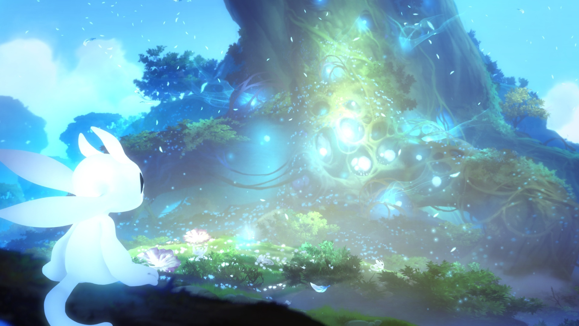 Great Ori And The Blind Forest Wallpaper