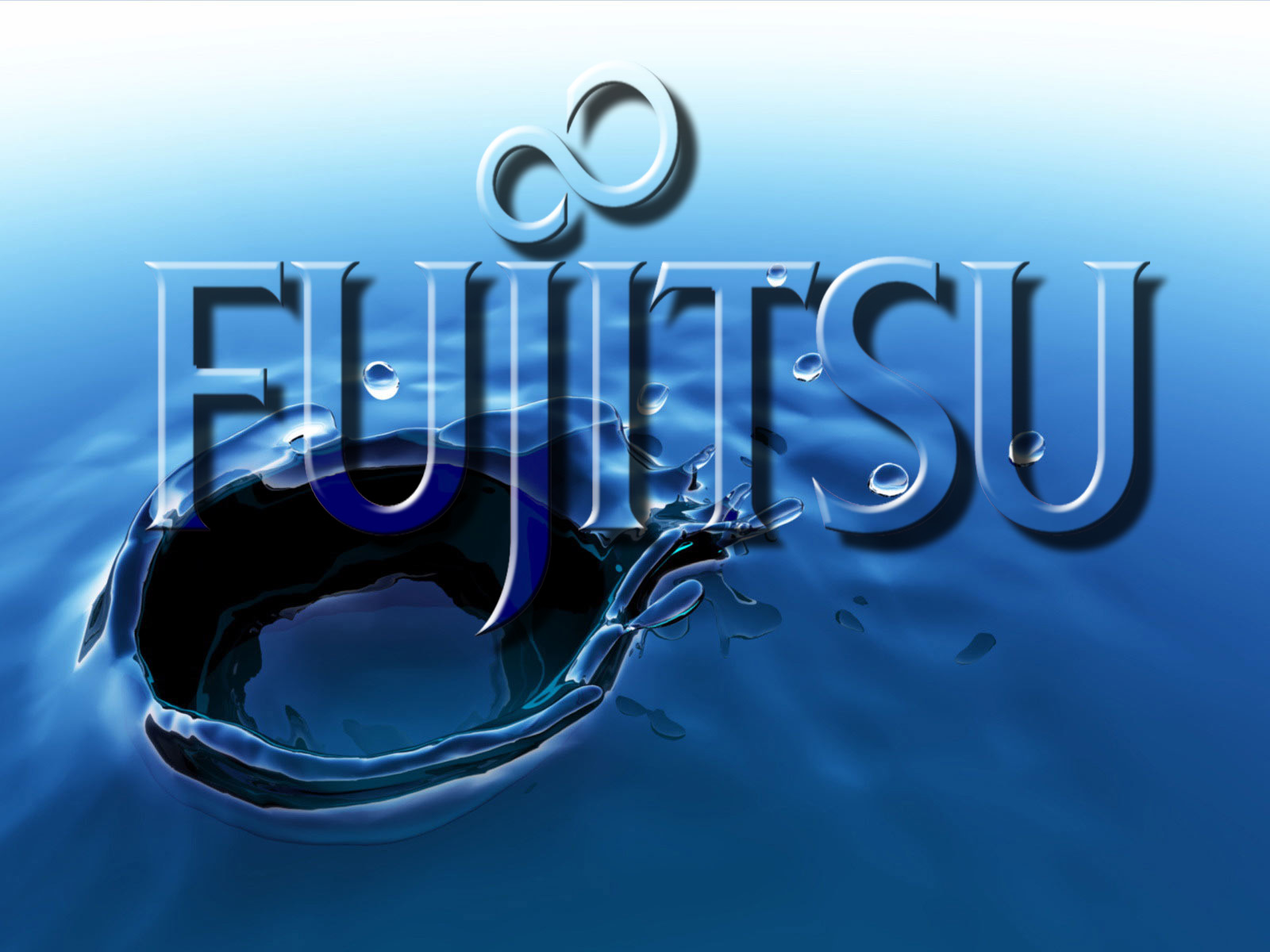 Denim Blue Hd Fujitsu Wallpaper Full Hd Pictures