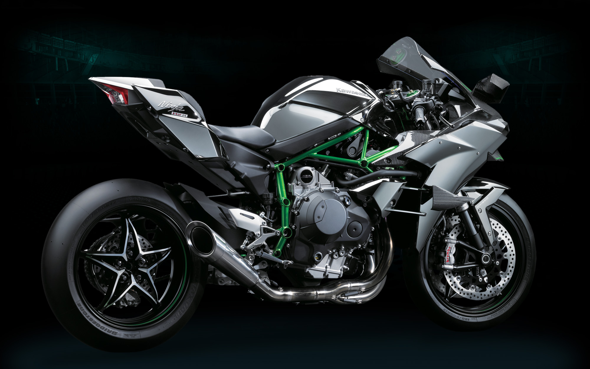 Ninja H2 - BUILT BEYOND BELIEF